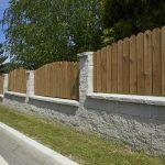 izgradnja betonskih škarp in vrtnih ograj